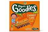 Organix Goodies Carrot Cake Oat Bar 6 x 30 g (order 6 for trade outer)