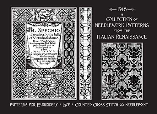 Needlework Patterns from the Italian Renaissance (English Edition)
