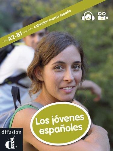 Los jovenes espanoles : nivel A2-B1 (1CD audio MP3)