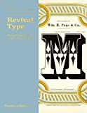 Revival Type: Digital typefaces inspired by the past by Paul Shaw