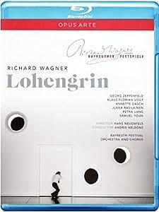 Wagner: Lohengrin (Bayreuth Festival 2011) (Opus Arte: OABD7103D) [Blu-ray] [2012] [Region Free] [NTSC]