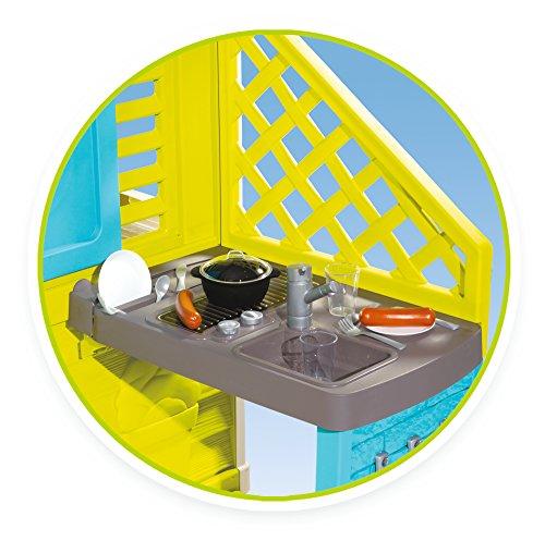 Pretty Spielhaus mit Außenküche (Smoby) - 3