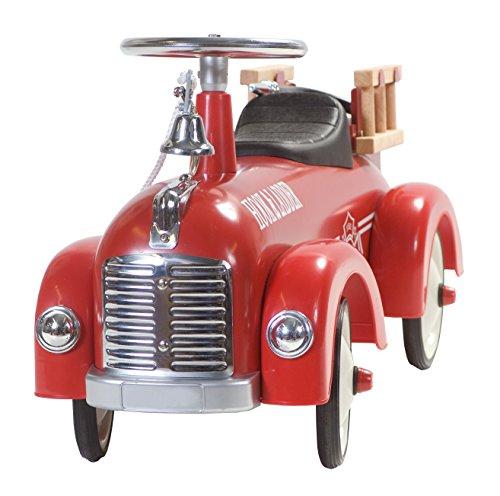 Retro Roller 0706114 - Laufauto Speedster Fire - 4