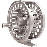 Croch NEU Aluminium Fliegenrolle Angelrolle 2+1BB 3/4 5/6 7/8 Schwarz/Silber