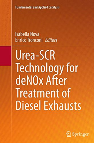 Urea-SCR Technology for deNOx After Treatment of Diesel Exhausts (Fundamental and Applied Catalysis)