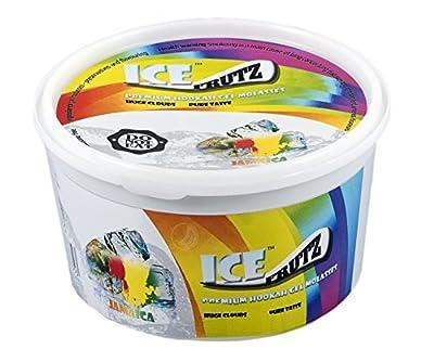Ice Frutz Jamaica (Gel Molasses 100g Gelsteine Dampfpaste Dampfsteine) von Ice Frutz