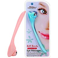 ORILEY Manual Eye Face Massager Beauty Tool For Eye Bags Anti-wrinkle 360 Degree Roller Eye Cream Applicator (1 Pc…