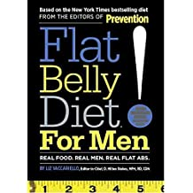 [Flat Belly Diet! For Men: Real Food, Real Men, Real Flat Abs] (By: Liz Vaccariello) [published: January, 2010]
