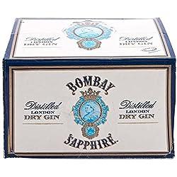 Bombay Sapphire Miniaturas 12 x 5 cl