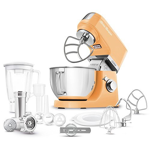 Sencor STM 6353OR Multifunktions, Universal Küchenmaschine, Orange