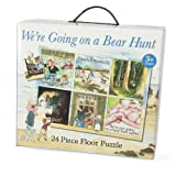 Paul Lamond Bear Hunt Floor Puzzle (24 Pieces)