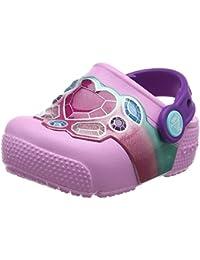 crocs Unisex-Kinder Fun Lab Lights Clog Kids