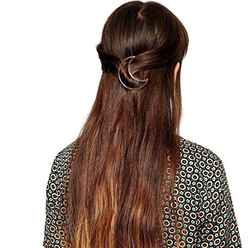 belleza-longra-moda-mujer-luna-oro-barrette-pinza-de-pelo