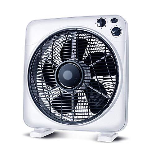BUHWQ Ventilator Tischventilator Leise Fan Haushalt 12-Zoll-Ventilator Desktop Schlafsaal Bett Kopf Fortune Fan Tischventilator Vertical Turn Fan FA (Desktop-ventilator Vornado)