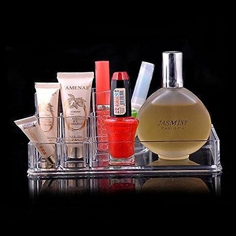 spritech (TM) de bureau de maquillage cosmétique Organisateur Bijoux et
