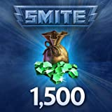 1500 SMITE Diamanten (Nur für PC. Nicht für Xbox One.) [Online Code]