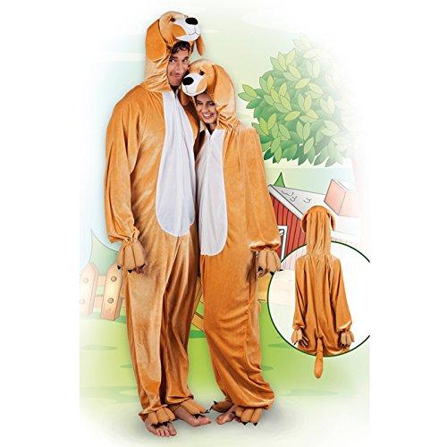 n-Kostüm Hund, Gr. M-L (Damen Kostüm Hund)