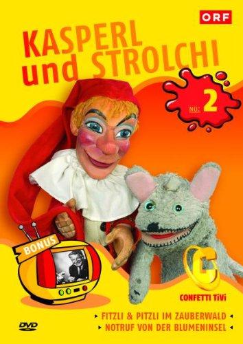 Preisvergleich Produktbild Kasperl & Strolchi : Fitzli und Pitzli im Zauberwald - Notruf von der Blumeninsel