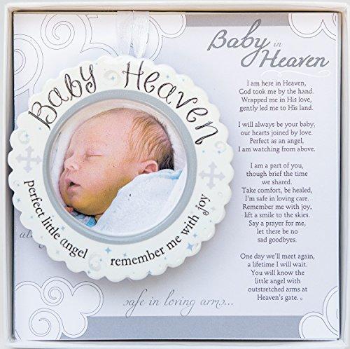The Grandparent Cadeau bébé Heaven Fausse Couche/perte de Infant Memorial Ornement