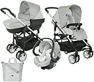 Chicco Trio My City Modular Travel Systems, Dune, Set Of 1