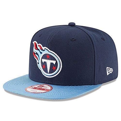 New Era NFL Sideline 9Fifty Tentit OTC - Schirmmütze Linie Tennessee Titans für Herren, Farbe Blau, Größe S-M - T-shirt Murray Demarco