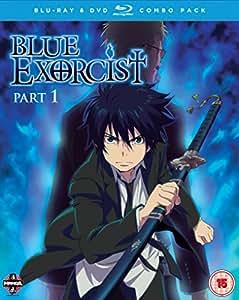Blue Exorcist: Definitive Edition Part 1 Episodes 1-12 Blu-ray [Import anglais]