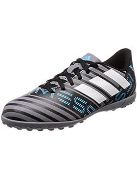 Adidas Nemeziz Messi Tango 17.4 TF J, Botas de fútbol Unisex niños