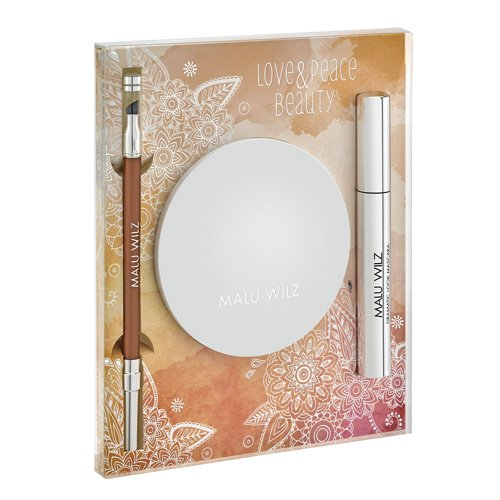 Bronzing Set - Mascara + Bronzing Powder + Kajal Designer