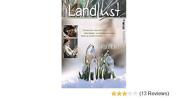 Geschenkabo Landlust landlust jahresabo amazon de zeitschriften