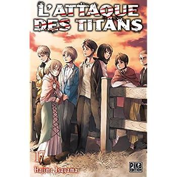 L'Attaque des Titans T17