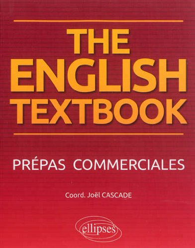 The English Textbook Prépas Commerciales
