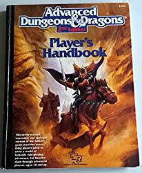 Advanced Dungeons & Dragons : Player's Handbook
