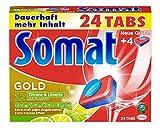 Somat Tabs 12 Gold Zitrone und Limette