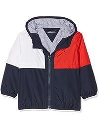 Tommy Hilfiger Peppy Color Block Jacket, Chaqueta para Bebés