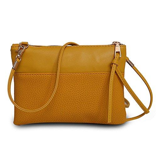 Handtasche Damen Schwarz Gross Leder Groß Tasche Umhängetasche Schultertasche Shopper Henkeltasche Damen Set spitze frische handtasche umhängetasche einfarbig kleine runde tasche
