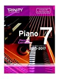 Trinity College London: Piano Exam Pieces & Exercises 2015-2017 - Grade 7 (Book/CD). Für Klavier