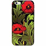 Printland Designer Back Cover For Apple iPhone 6s - Art Cases Cover best price on Amazon @ Rs. 399