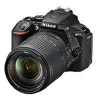 نيكون D5600 AF-S 18-140mm 3.5-5.6G عدسات في ار - 24.2 ميجابكسل دي اس ال ار