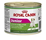 Royal Canin Mini Junior | 12x195g Hundenassfutter