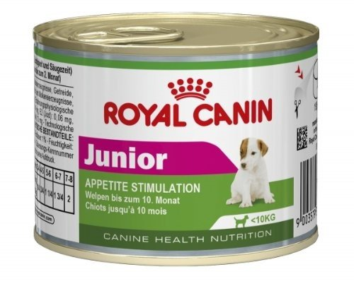 Royal Canin Mini Junior   12x195g - Starter Mousse Canin Royal