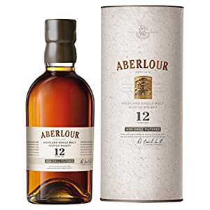 Aberlour Non Chill Filtered 12 Year Old Scotch Whisky, 70 cl from Aberlour