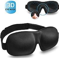 Schlafmaske für Frauen & Männer, 3D-Schlafaugenmaske, Innovative Lichtblockierungs-Design Augenmaske, Glatte und... preisvergleich bei billige-tabletten.eu
