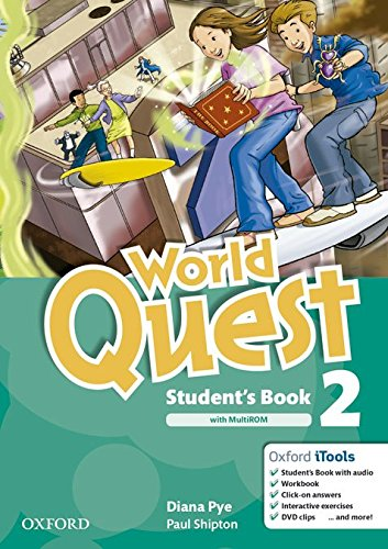 World Quest 2. Student's Book