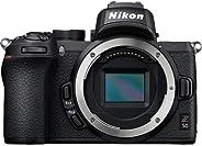 Nikon Z50 Mirrorless Digital Camera (Body Only) - Black