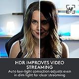 Logitech Brio Gaming 4K Webcam (Streaming Edition HD Webcam 1080p, 12-monatige Premium-Lizenz XSplit enthalten) schwarz - 4