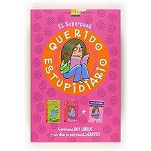 El Superpack de Querido Estupidiario: : Mis pantalones están hechizados + Como si no hubiera sucedido + Nuestro estupidiario para compartir (risas, enfados y mascotas) [Diario de Regalo] (Superpacks)