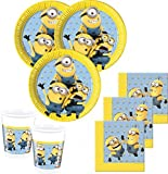 36 Teile Minions Party Deko Set