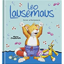 Leo Lausemaus lernt schwimmen (Lingoli)