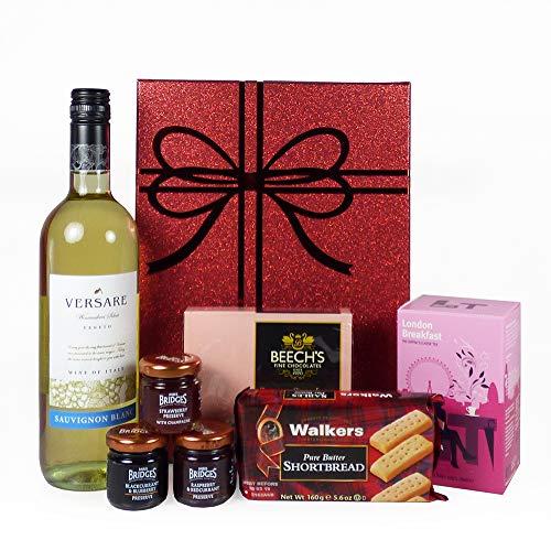 Birthday Hamper Gift idea For Her - Ideas for Christmas, Mum, Daughter, Girlfriend, Grandma, Wife, Godmother