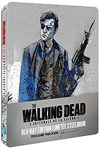The Walking Dead - L'intégrale de la saison 4 [Édition Limitée boîtier SteelBook]